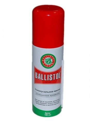 Масло оружейное Ballistol спрей 100 мл