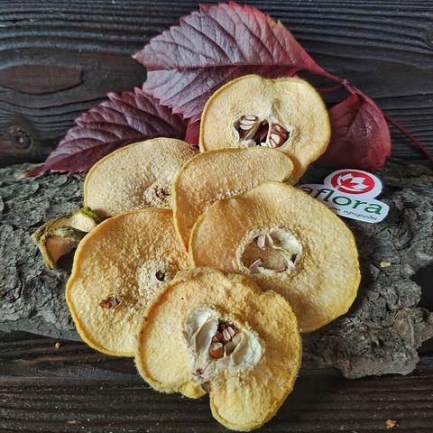 Фотография Чипсы фруктовые Айва / 50 гр купить в магазине Афлора