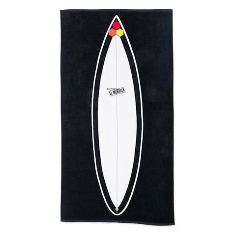 Полотенце пляжное CHANNEL ISLANDS Black Beauty Towel