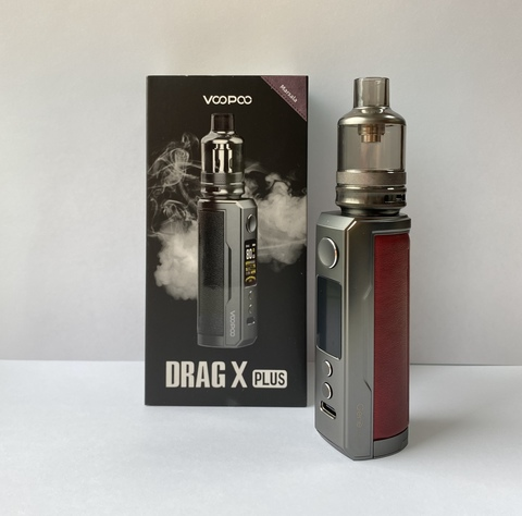 Набор DRAG X Plus by Voopoo 100w 5.5мл