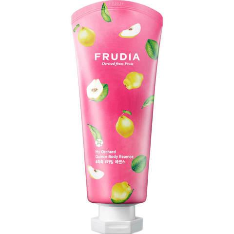Восстанавливающее молочко для тела Frudia с ароматом айвы 200 мл