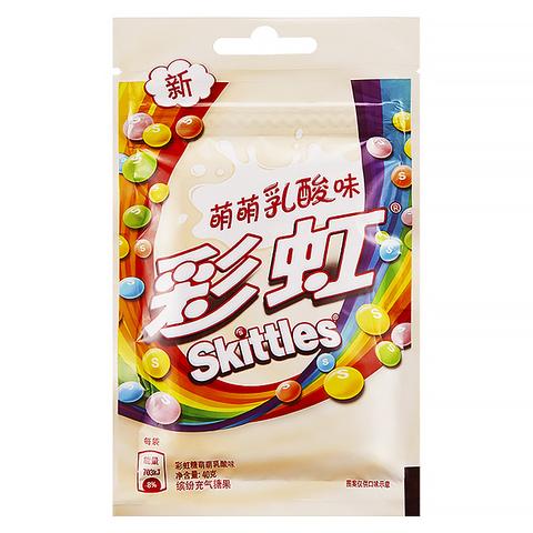 Драже Skittles со вкусом фруктово-молочной сыворотки 40 гр