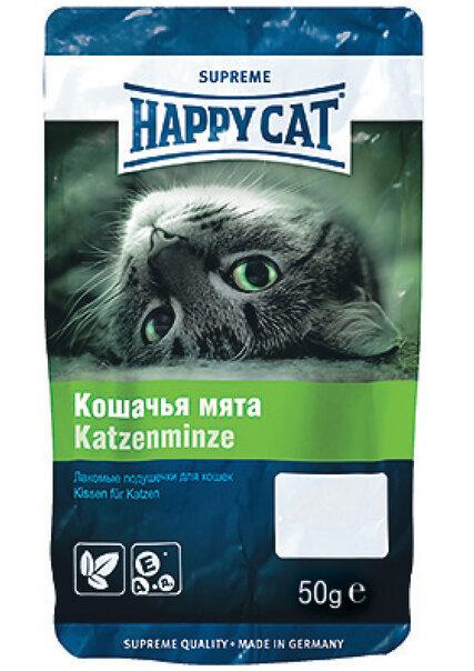 купить Happy Cat Katzenminze подушечки для кошек с кошачьей мятой