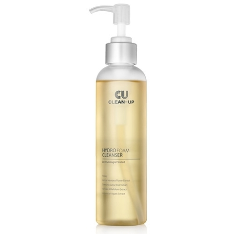 Купить CU SKIN CLEAN-UP Hydro Foam Cleanser - Пенка для умывания