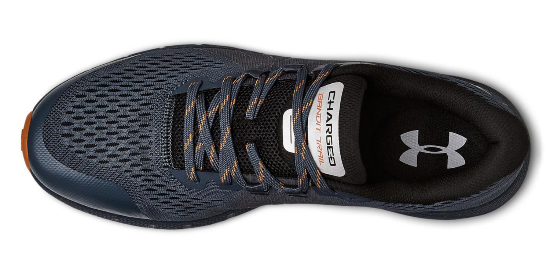 Кроссовки для бега Under Armour Charged Bandit Trail 3021951-400