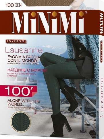 Lausanne 100 MINIMI колготки