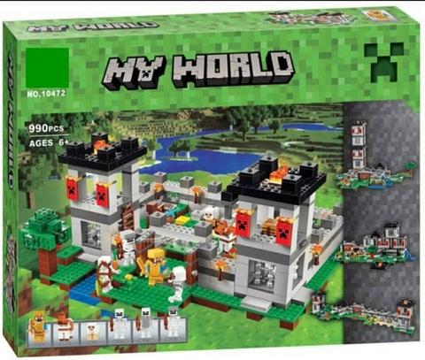Конструктор My World 10472 Крепость