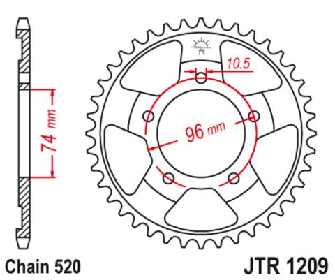 JTR1209