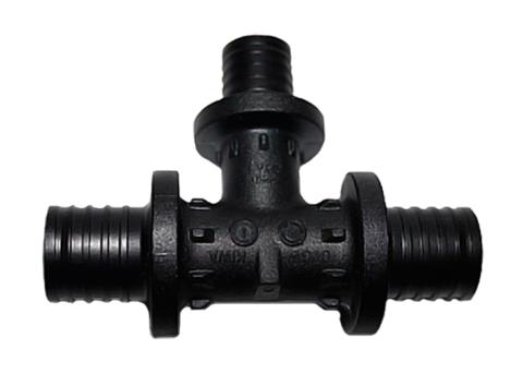 Тройник Rehau PX 32-20-32 с уменьшенным боковым проходом (арт. 11600651001)
