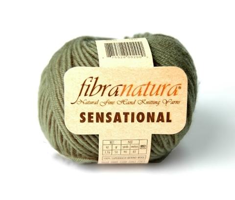 Купить Пряжа FibraNatura Sensational | Интернет-магазин пряжи «Пряха»