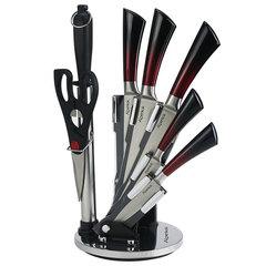 Набор ножей на акриловой подставке 8 предметов Alpenkok AK-2092