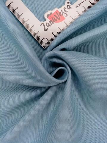 Ткань duck с тефлоновой пропиткой Голубой