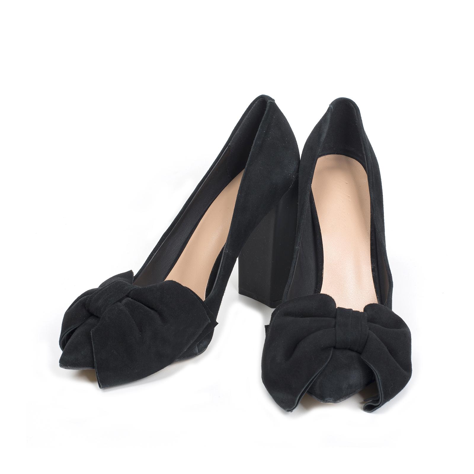 Туфли, Ballerina, Whitney (черный)