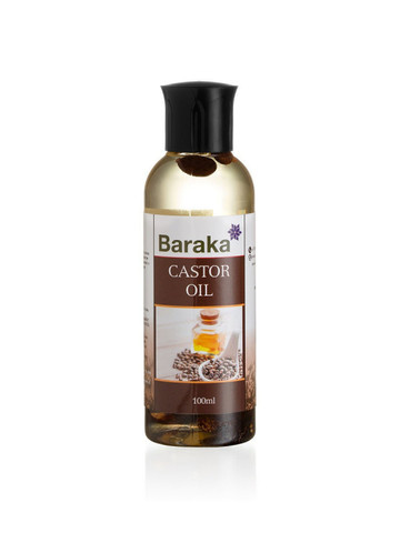 Масло касторовое 100мл Baraka
