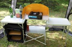 Кухня кемпинговая  Woodland Camping Kitchen LK-001 0042667