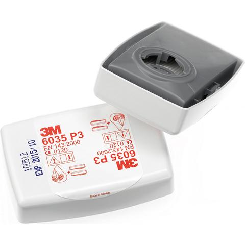 Фильтр 3М 6035 (Р3) противоаэрозольный