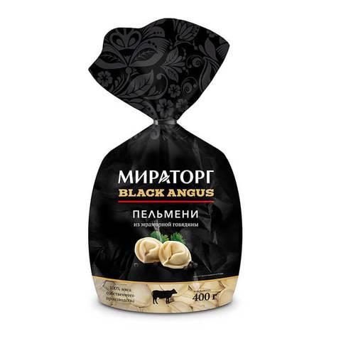 """Пельмени """"Мираторг"""" Из мраморной говядины 400 г"""
