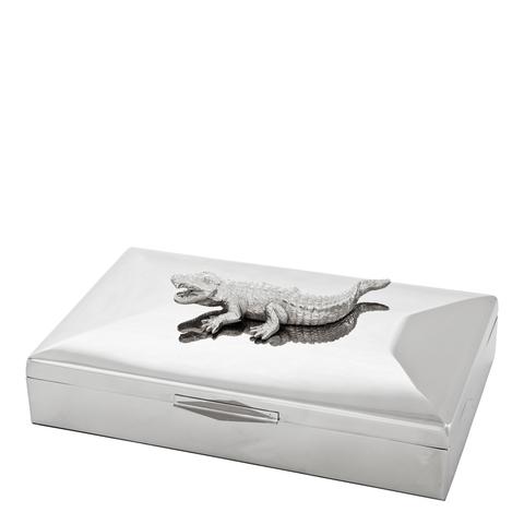 Шкатулка Rectangular Croc