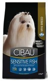 Farmina Cibau Sensitive Fish Mini Сухой корм для собак мелких пород с Рыбой 2,5 кг. (30962)
