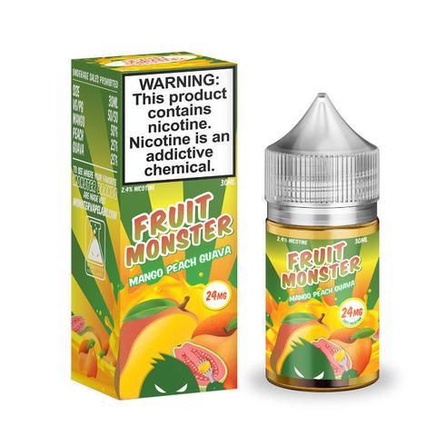 Жидкость Fruit Monster Salt 30 мл Mango Peach Guava
