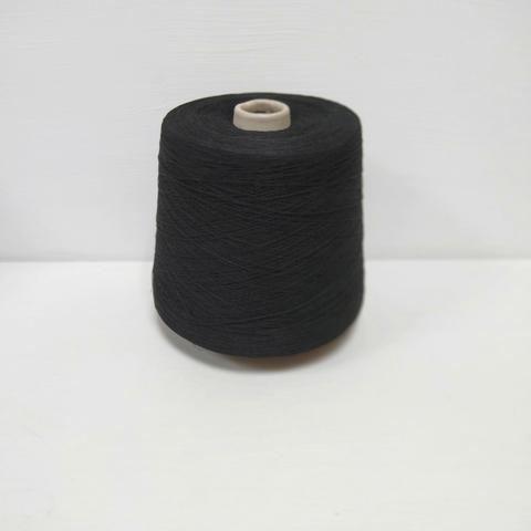 Iafil, Whirl, Хлопок 100%, Черный, мерсеризованный, газоопальный, 3/100, 3330 м в 100 г