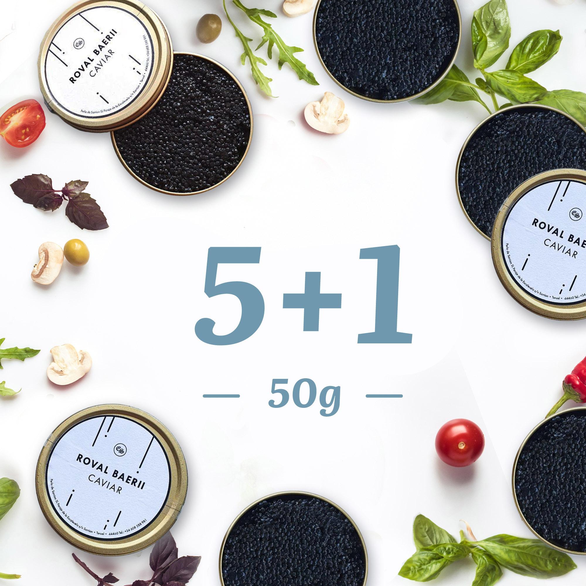 Set 5+1 (50g)