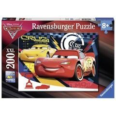 Puzzle DCA:Quietschende Reifen 200 pcs