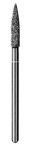 Лабораторные алмазные инструменты «SS WHITE» серия LAB 48/4030 Группа III. Средняя крошка.