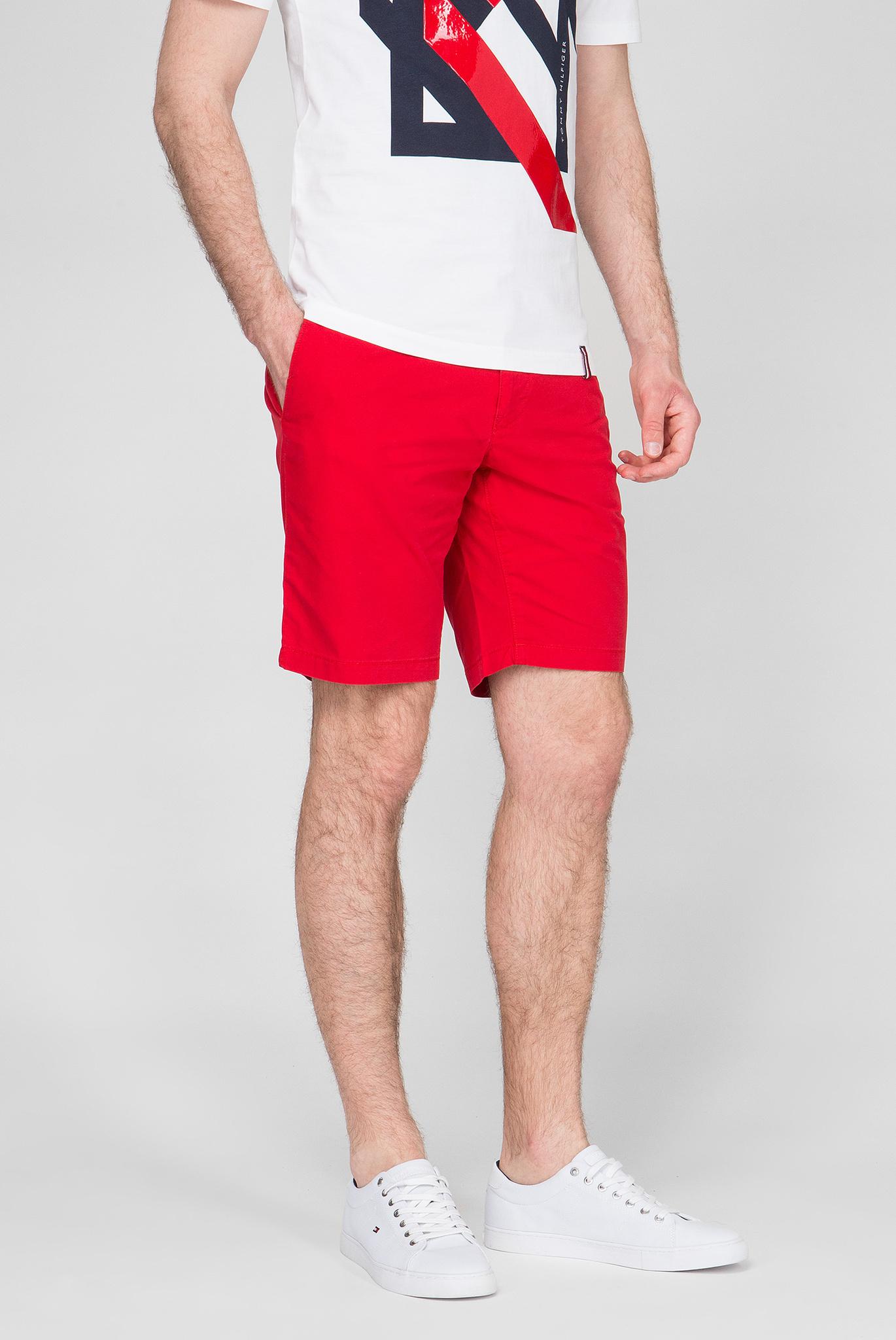 Мужские красные шорты Brooklyn Tommy Hilfiger