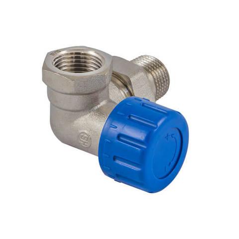 Клапан термостатический трехосевой правый DN 15 1/2 x GW 1/2