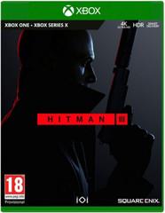 HITMAN 3 (Xbox, русская документация)