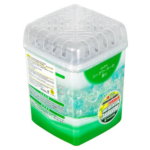 NAGARA Aqua Beads Арома-поглотитель запаха гелевый с ароматом сикуваса 360 г