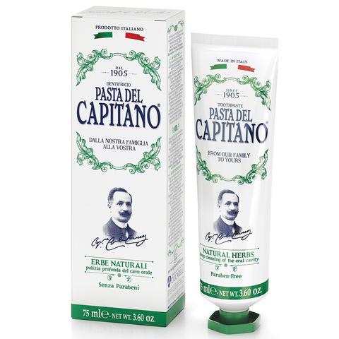 Паста del Capitano 1905 Натуральные травы
