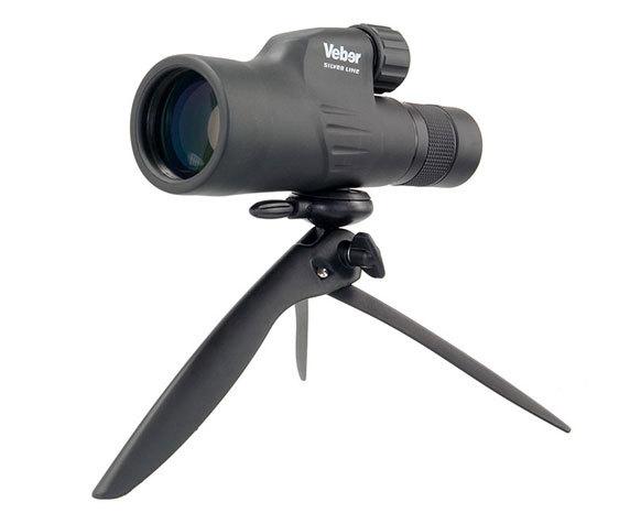 Зрительная труба Veber 10-30 50 со штативом