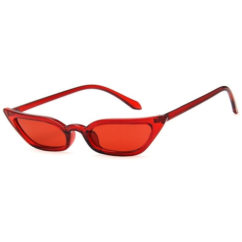 Солнцезащитные очки 5041001s Красный - фото