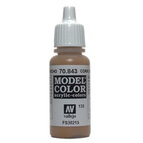 Model Color Cork Brown 17 ml.