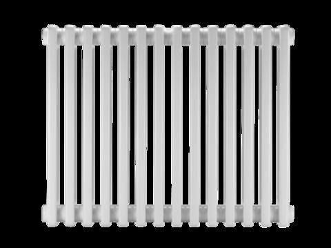 Стальной трубчатый Радиатор - Dia Norm - Delta Complet 2180, 4 секции, подкл. VLO, RAL 8008