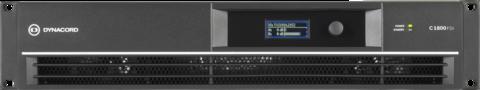 DYNACORD C1800FDI підсилювач потужності