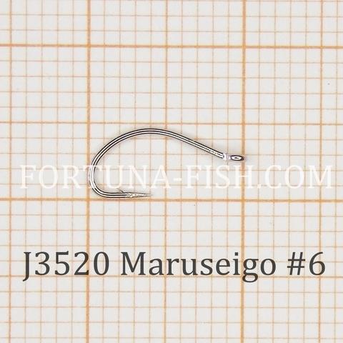 Крючок Akula Japan J3520 (Maruseigo) 5000 шт