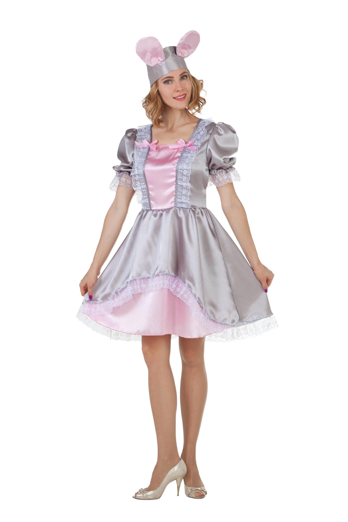 Карнавальный костюм взрослый  Мышка