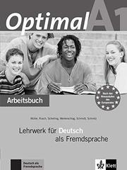 Optimal A1 Arbeitsbuch +D