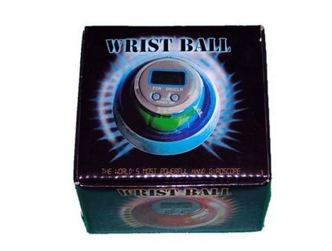 Тренажёр кистевой WRIST BALL с дисплеем :(AA-OSP):