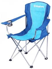 Кресло кемпинговое Kingcamp Arms Chair (84Х50Х96) blue