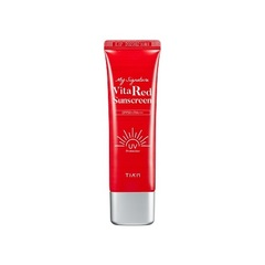 Солнцезащитное средство TIAM My Signature Vita Red Sunscreen SPF50+ PA+++ 50ml