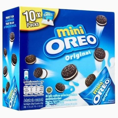 Oreo mini Original Орео мини в коробке оригинальные 230 гр