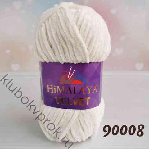 HIMALAYA VELVET 90008, Молочный