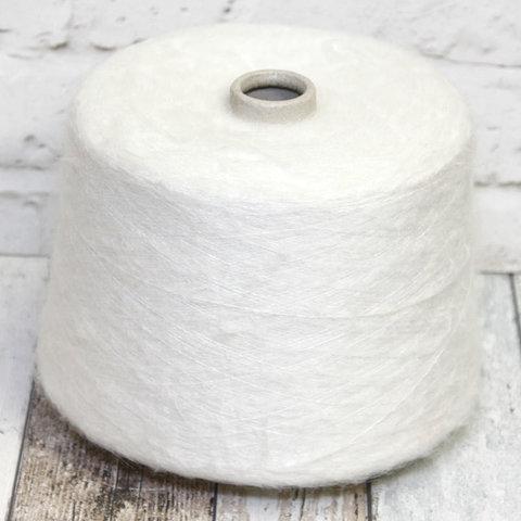 Суперкидмохер LAGOPOLANE / KID 9500 белый молочный