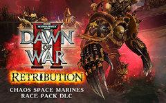 Warhammer 40,000 : Dawn of War II - Retribution - Chaos Space Marines Race Pack DLC (для ПК, цифровой ключ)
