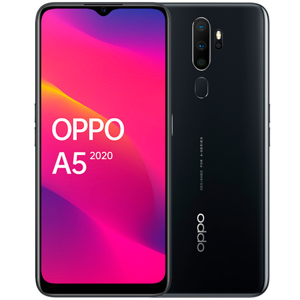 Oppo A5 2020 Oppo A5 2020 3.64GB Black (Черный) black1.jpg