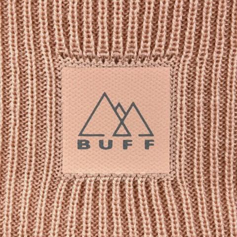 Шапка Buff Crossknit Hat Solid Pale Pink фото 2